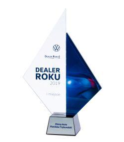 Dealer Roku 2019 marki Volkswagen